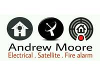 Electrician Belfast electrical satellite and fire alarm engineer low prices