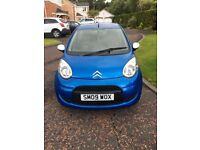 Citroen C1 1l low mileage, cheap insurance perfect first car
