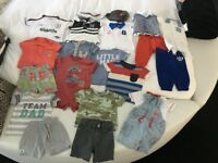 Huge bundle of baby boy's clothes 6-9 months
