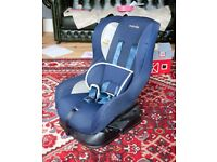 Two child car seats. Up to 18kg. Free. Needs a clean but fully working.