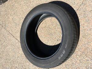 Two All Season Tires. Toyo A23, P225 / 55 R19, 99V