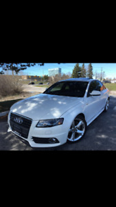 Extra Clean 2010 Audi A4 2.0T Premium Top of the line