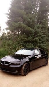 2006 BMW 325i Blacked Out