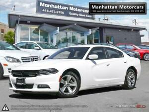 2016 DODGE CHARGER SXT |FAC.WARRANTY|PHONE|SUNROOF|ALLOYS