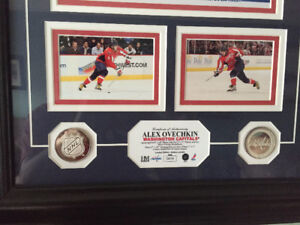 Signed Alexander Ovechkin w/ COA * NEW PRICE*