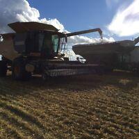 Experienced Combine Operator/Farm Hand