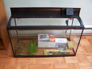 New 20 gallon Aquarium Kit