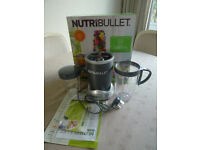 Nutribullet 600 8 Piece Set