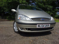 05 FORD GALAXY 2.3 ZETEC 7 SEATER AUTOMATIC,MOT MAY 018,3 OWNERS,PART HISTORY,LOW MILEAGE MPV
