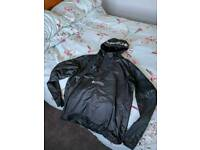 Columbia waterproof jacket cost £60 never worn size L