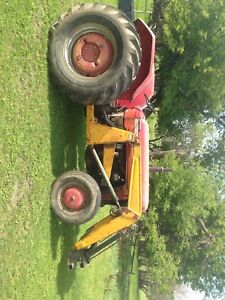 Massey 90 parts & complete tractor
