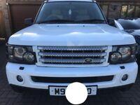 Range Rover 2.5 Diesel Lots of upgrades manual gearbox