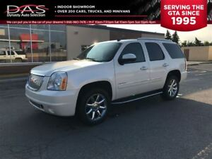 2011 GMC Yukon DENALI NAVIGATION/TV-DVD/SUNROOF/LEATHER