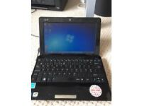 Small notebook laptop