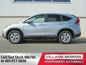 2012 Honda CR-V EX-L AWD | Bluetooth | Leather | Sunroof |