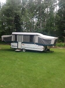 For Sale: Tent Trailer