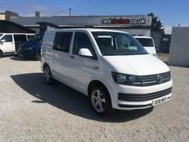 2016 Volkswagen VW Transporter T6 102ps Kombi Conversion