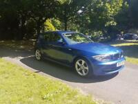 2007 57 BMW 116 1.6i SE 6 SPEED, 1 FORMER KEEPER, FSH ,A/C,CRUISE £3495