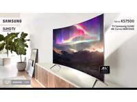 "Samsung 49"" SUHD HDR TV"