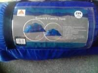Keswick family tent 4 person