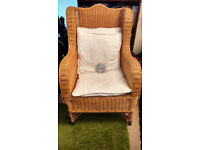 Reading Armchair with Cushions