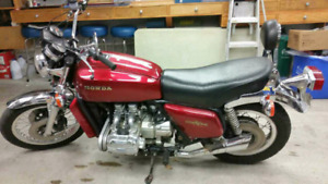 1975 Honda Gold wing GL1000 As is $4200