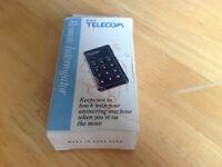 Vintage brand new in pack British Telecom Remote Interrogator