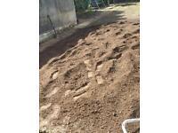 Garden good quality Top soil for free