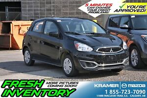 2017 Mitsubishi Mirage ES *GREAT VALUE*