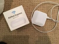 Airport express with 6 months warranty left!