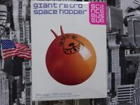 RETRO GIANT SPACE HOPPER 80 CM NEW IN BOX SCIENCE MUSEUM