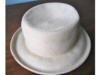 Hat, Summer Chic Hepburn Style - by Simon Schutz