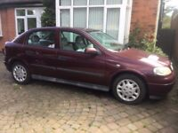 Vauxhall Astra Hatchback Spares or Repair