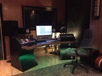 High End Recording Studio - Wembley, London