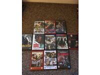 DVD Bundle (11 DVDs) - War/Action