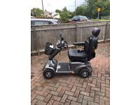STERLING S425 Class 3 Mobility Scooter - £800. Also Simplantex Scooter Shelter cover - £100