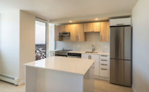Brand New 1 Bedroom Apartment in Downtown Halifax