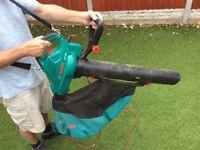Bosh garden blower/vacum