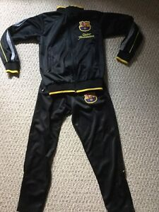 Soccer track suits kids 8-9 years