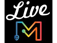 Gigging musicians wanted for new live music booking app launching soon