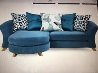 DFS Cuddle Chair and lounge sofa