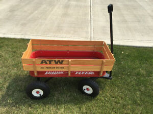 ATW Radio Flyer Wagon - like new!