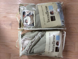JJ Cole Collections BundleMe Matching Set for Twins