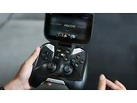 Nvidia shield portable, like new, used once, comes with box