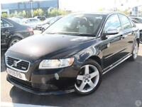 Volvo S40 1.6D DRIVe 115 R DESIGN 4dr