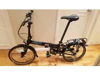 Dahon folding bike like Brompton Tern MINT CONDITION LIKE NEW