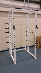 "Power Squat Rack (8'x4'x4'6"")"