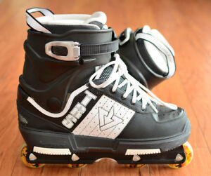 Rollerblade TRS Alpha A6 aggressive like new!!