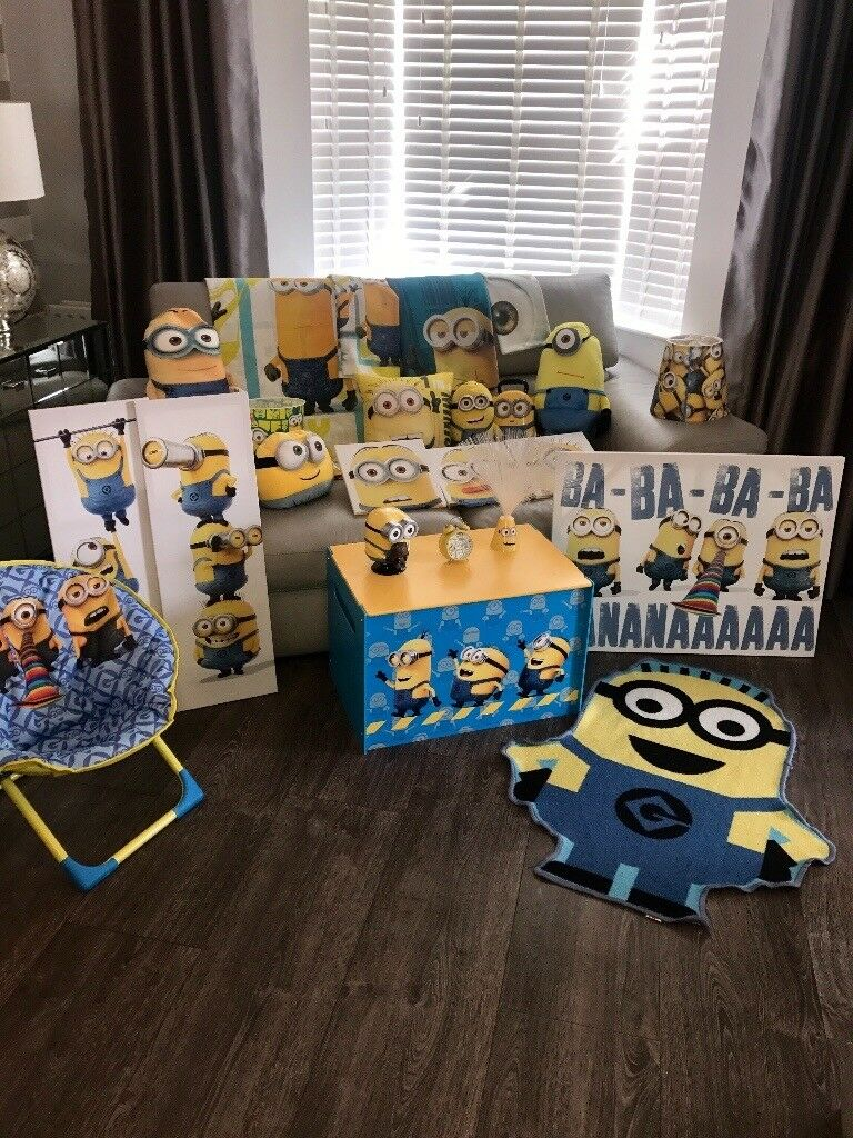 Minion Bedroom Accessories | in Dunmurry, Belfast | Gumtree