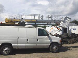 Camion nacel e 250 2006 besoin moteur vendu